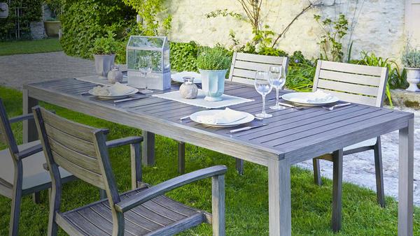 Fauteuil de jardin carrefour home - veranda-styledevie.fr