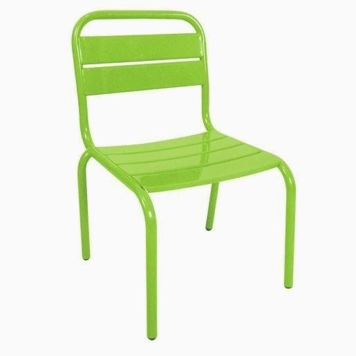Chaise pliante jardin la foir\'fouille - veranda-styledevie.fr