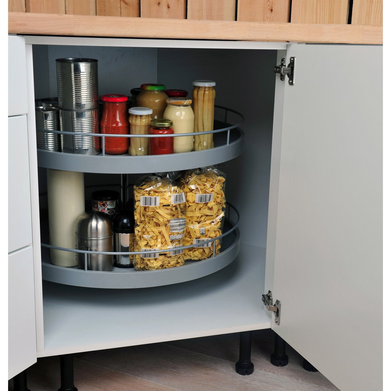 aménagement meuble d'angle cuisine leroy merlin - veranda-styledevie.fr