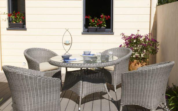 Table chaise jardin tunisie