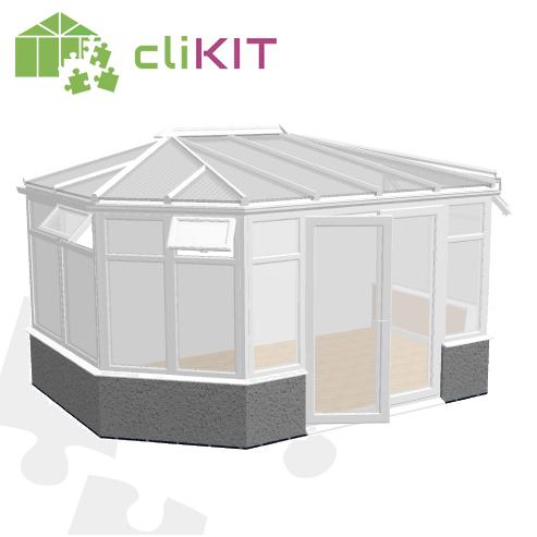 Veranda en kit sur mesure - veranda-styledevie.fr