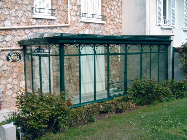 Véranda fer ancienne occasion - veranda-styledevie.fr