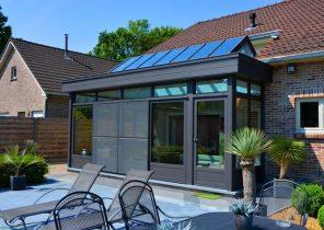 montage d 39 une terrasse en bois sur plot beton veranda. Black Bedroom Furniture Sets. Home Design Ideas