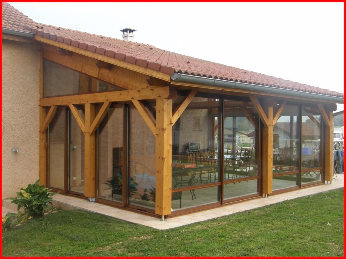 Une véranda en bois - veranda-styledevie.fr