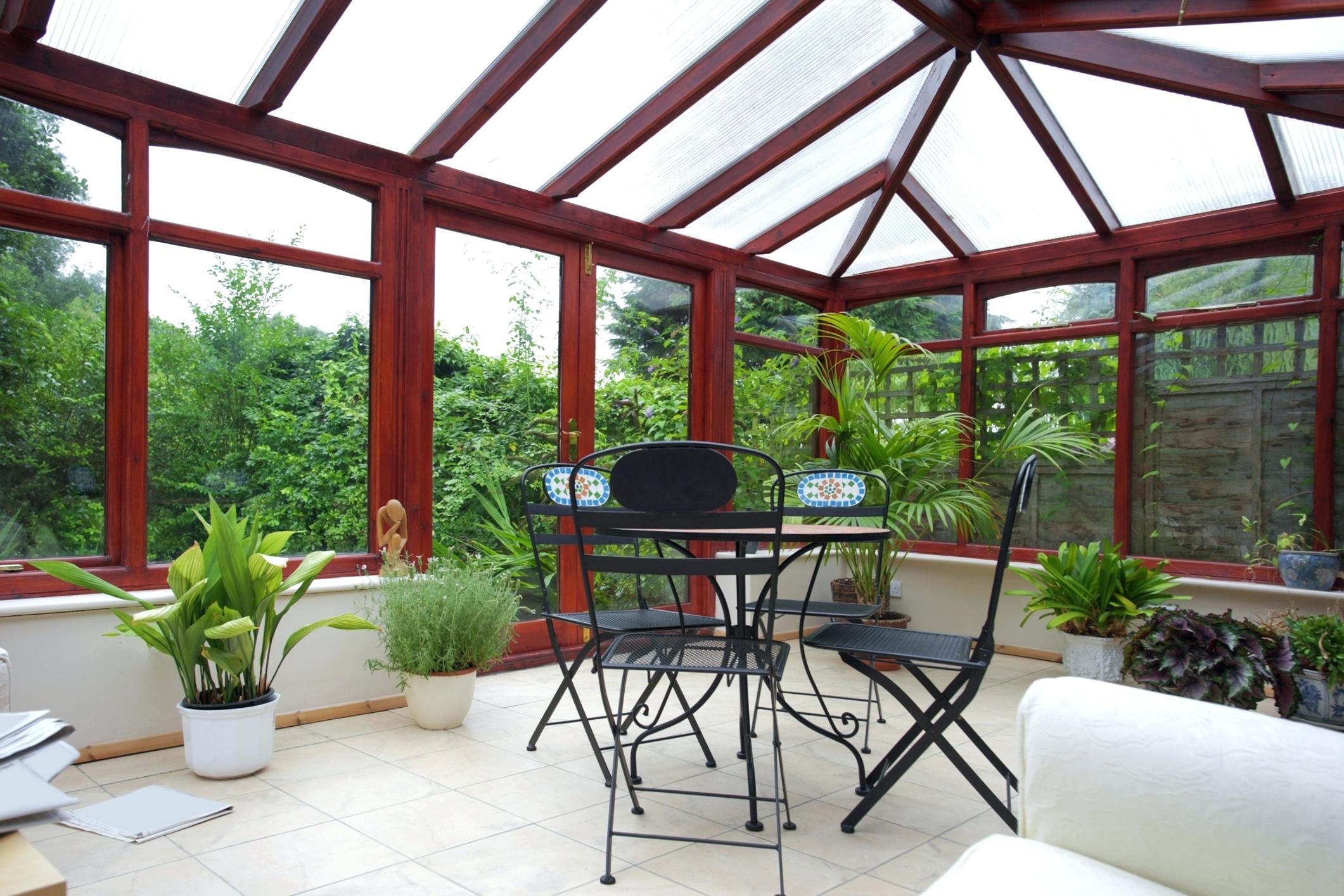 Toiture veranda occasion