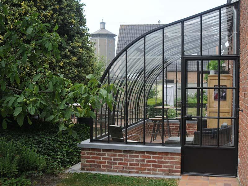 Veranda et orangerie
