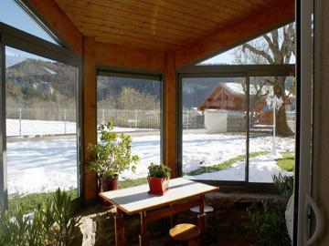 Veranda dans le jura - veranda-styledevie.fr
