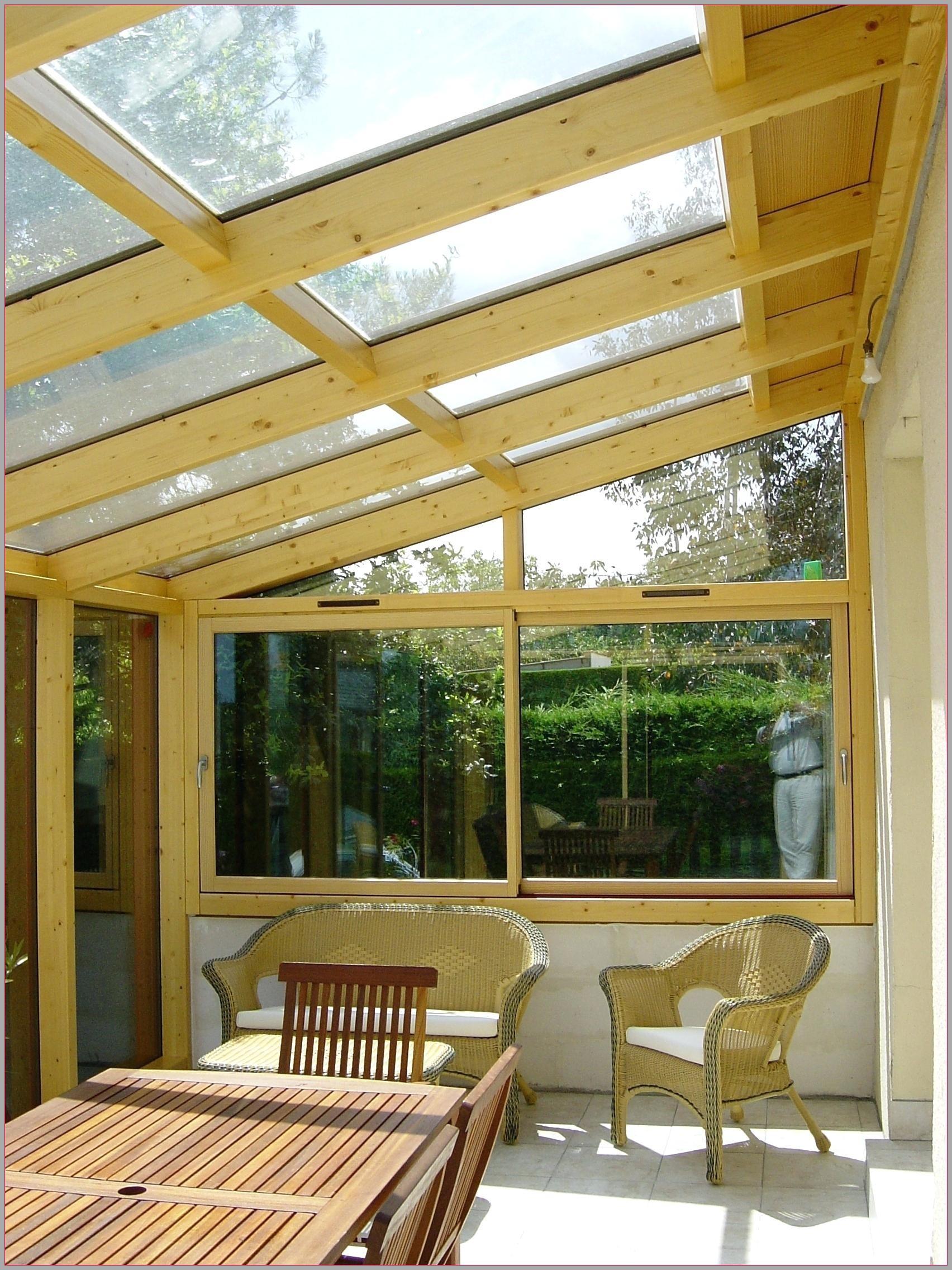 Veranda en verre en kit - veranda-styledevie.fr