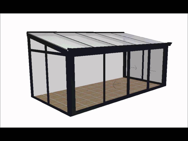 Veranda en kit castorama prix - veranda-styledevie.fr