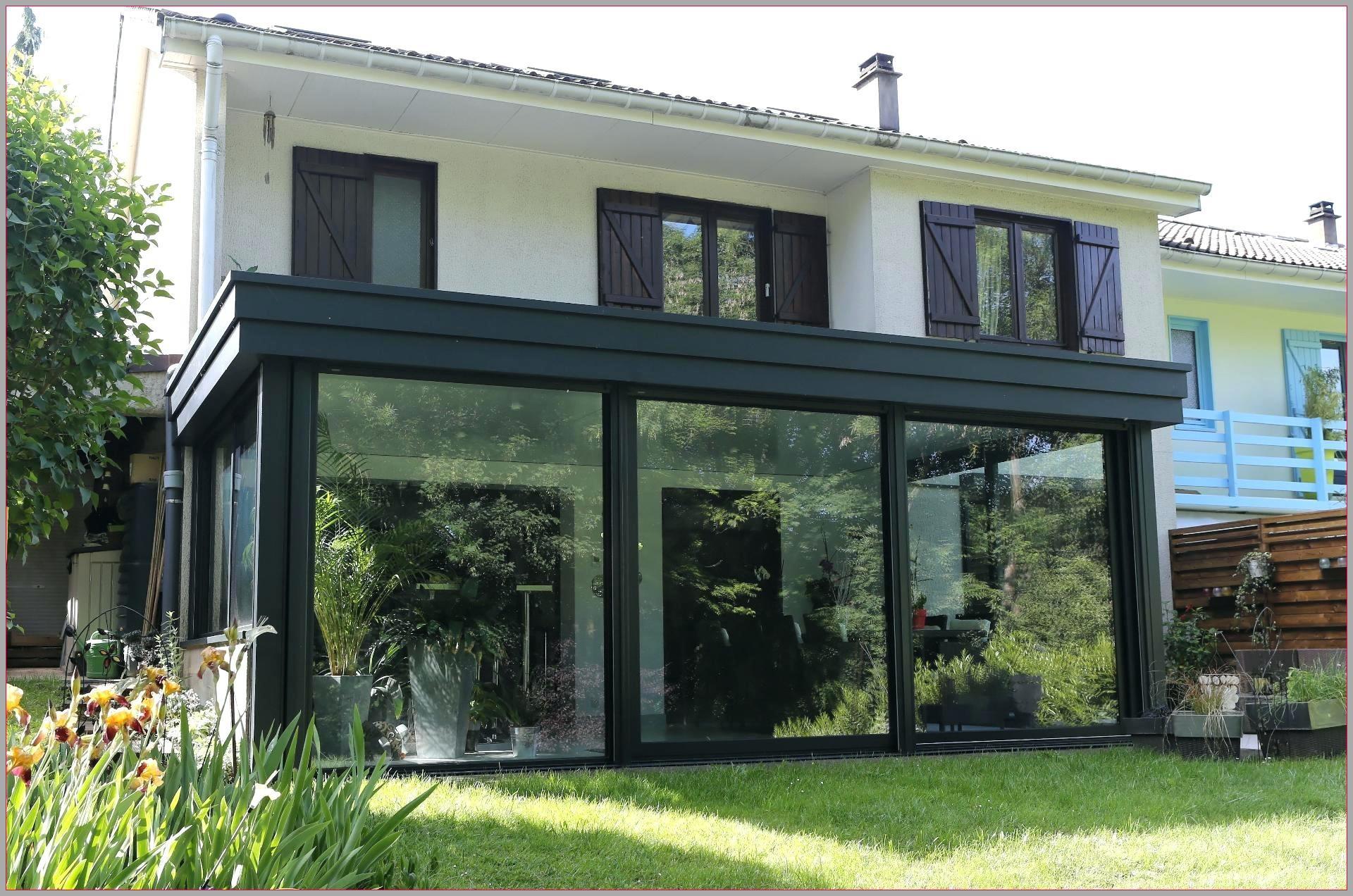 Veranda alu occasion - veranda-styledevie.fr