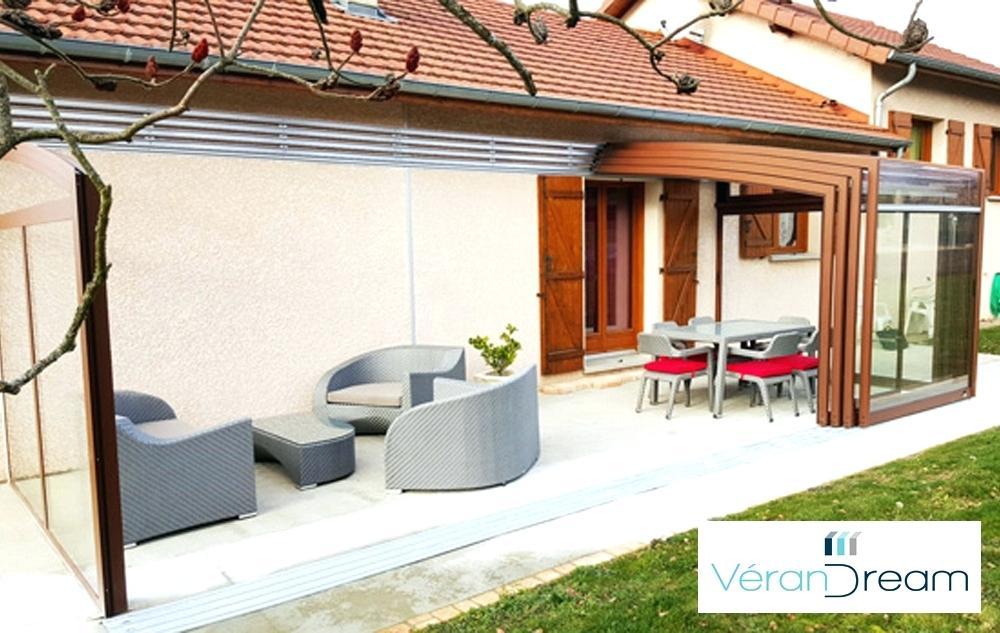 Veranda occasion - veranda-styledevie.fr