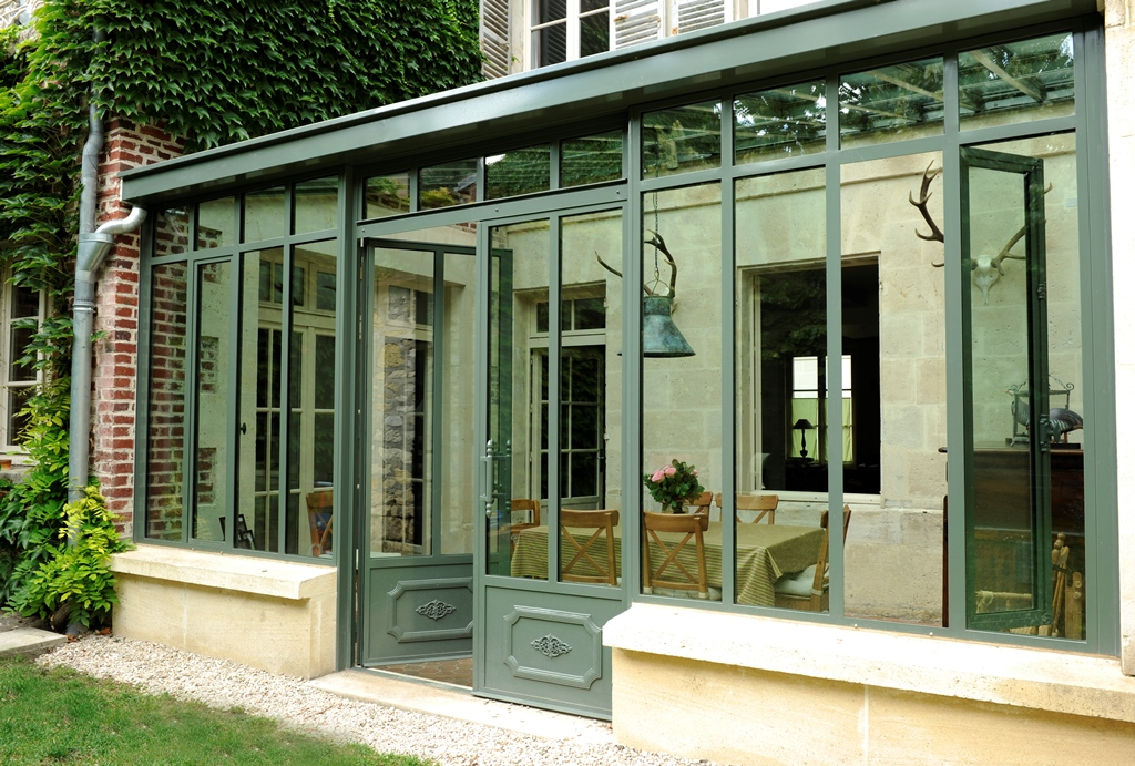 Veranda style atelier - veranda-styledevie.fr