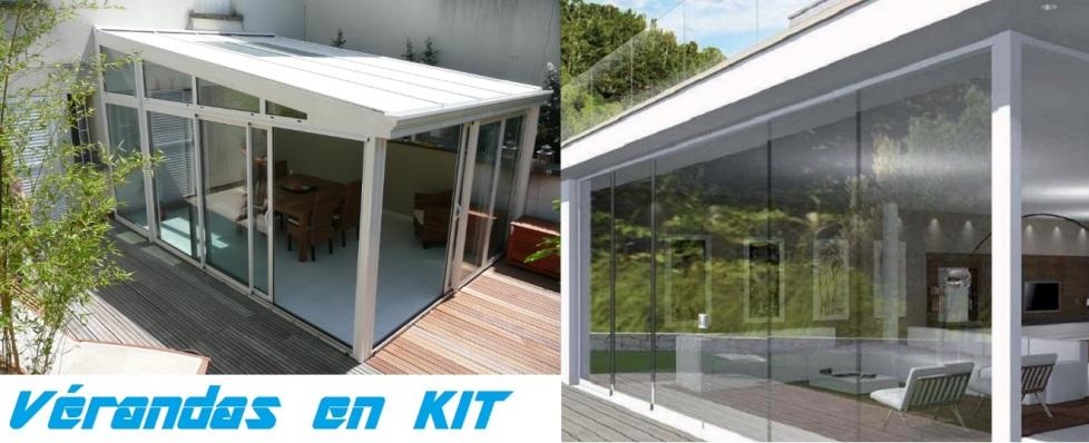 veranda pas cher en kit veranda. Black Bedroom Furniture Sets. Home Design Ideas