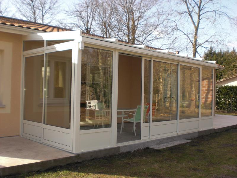 Fenetre alu veranda - veranda-styledevie.fr