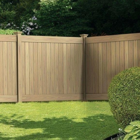 Veranda vinyl fencing