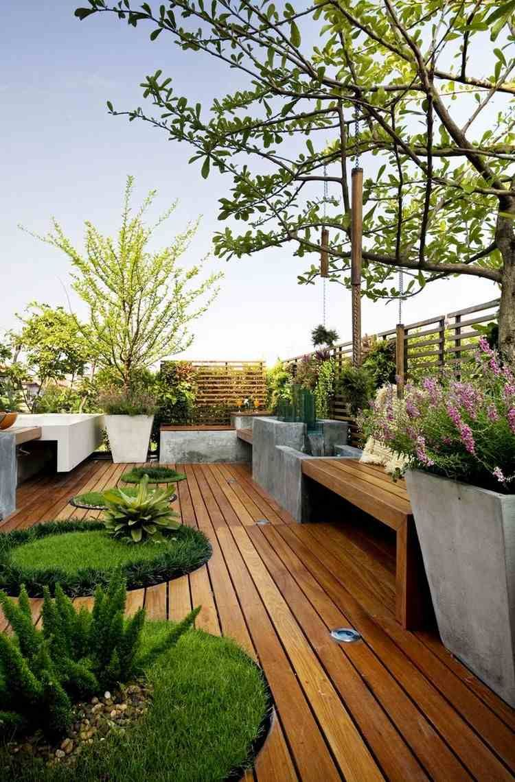 Terrasse appartement pinterest