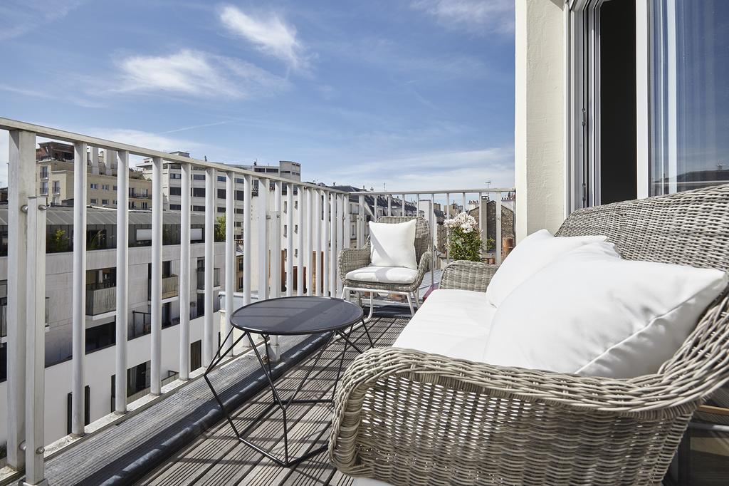 Appartement terrasse à louer paris - veranda-styledevie.fr