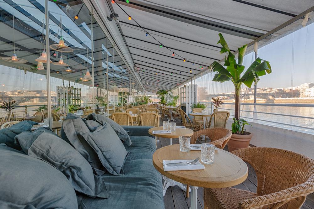 Restaurant terrasse privatisable paris