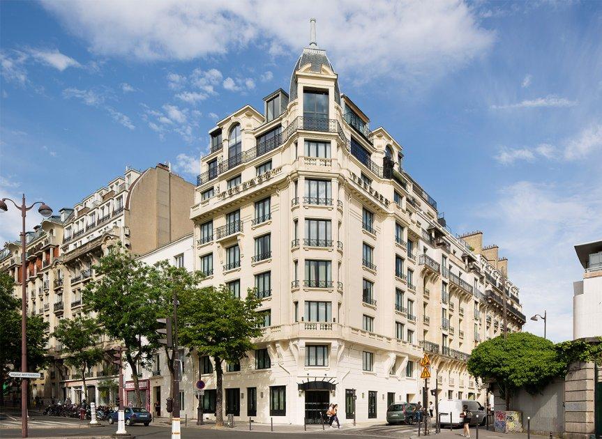 Terrass hotel paris booking