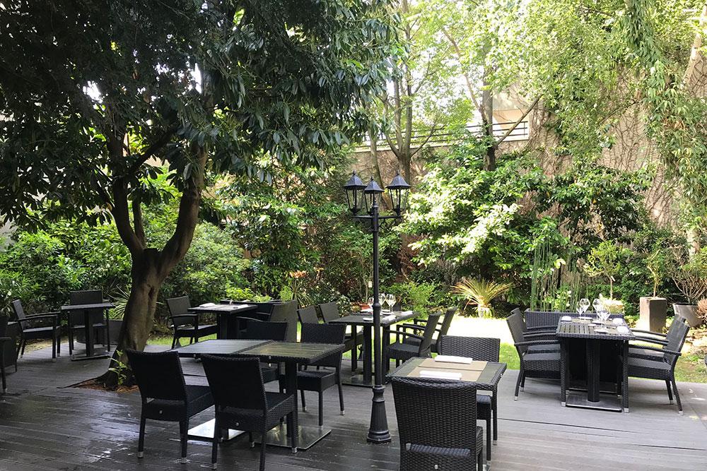 Bar terrasse bois de boulogne