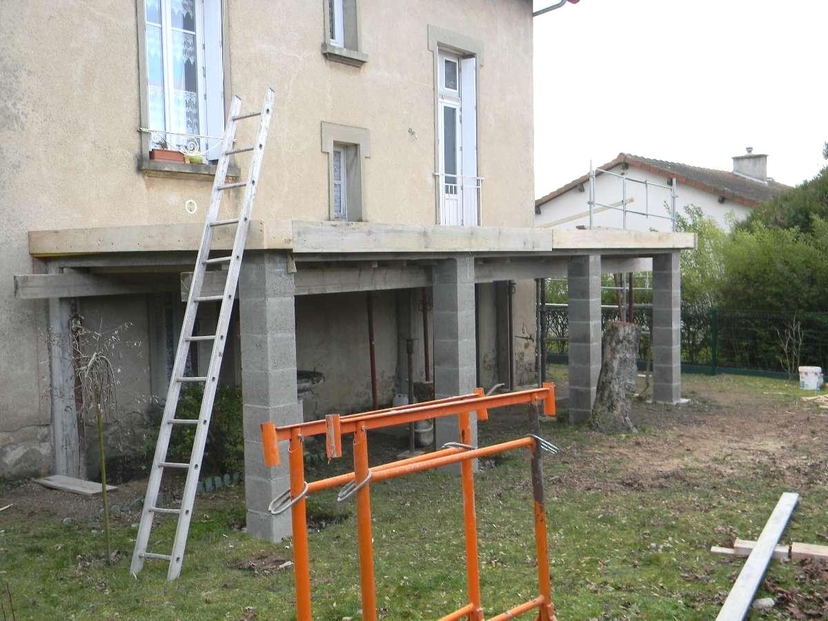 Belle terrasse en hauteur - veranda-styledevie.fr