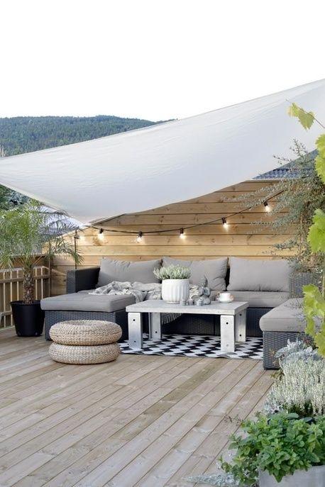 Idee Deco Terrasse En Ville Veranda Styledevie Fr