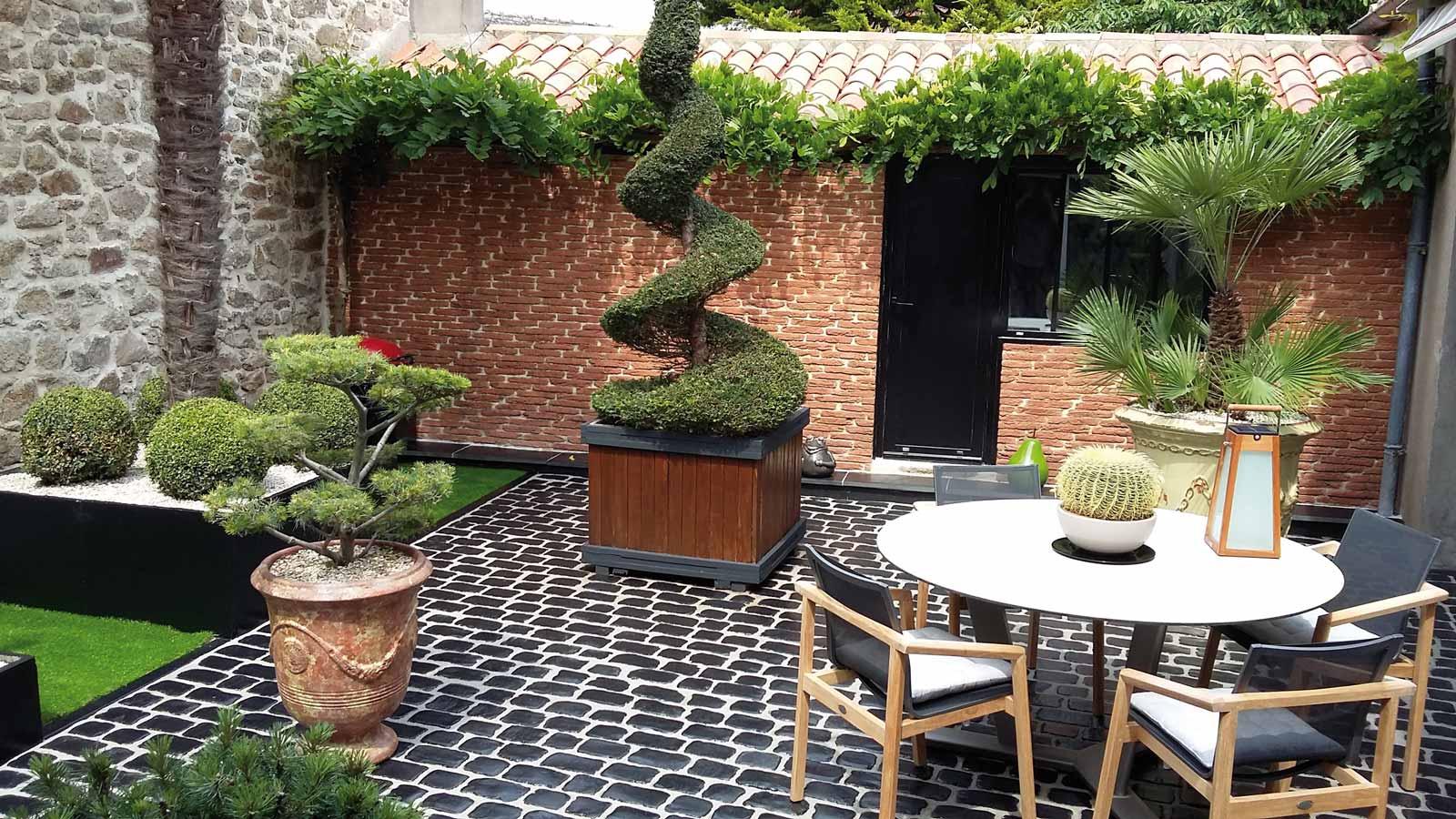 Et jardin veranda - Terrasse et jardin ...