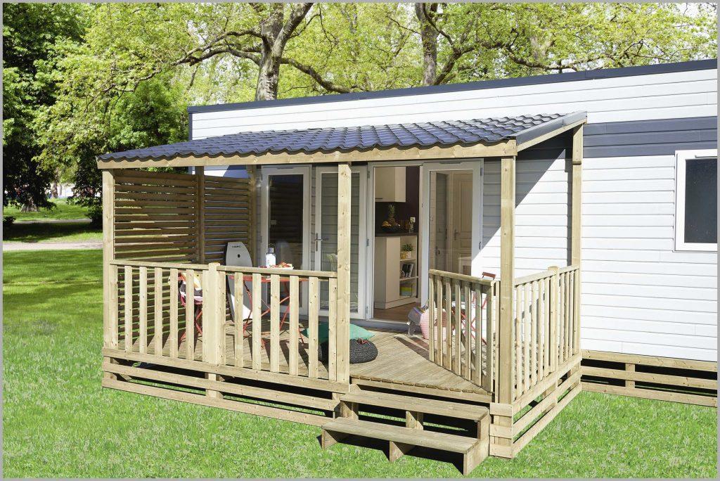 Idee terrasse mobil home - veranda-styledevie.fr