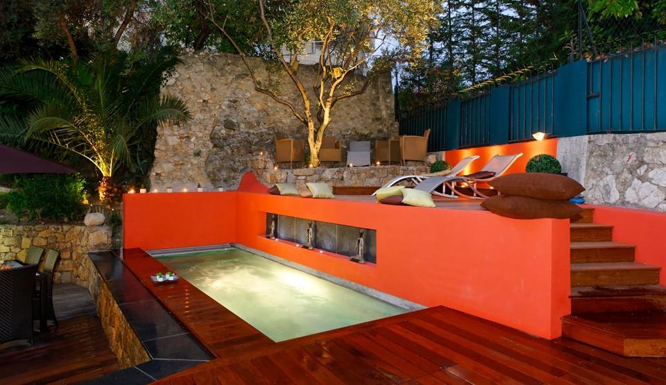 Terrasse exterieur piscine - veranda-styledevie.fr