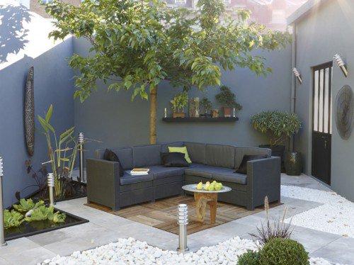 Idee terrasse sol - veranda-styledevie.fr