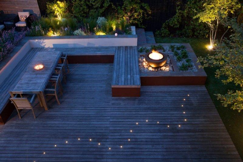 Kit led terrasse