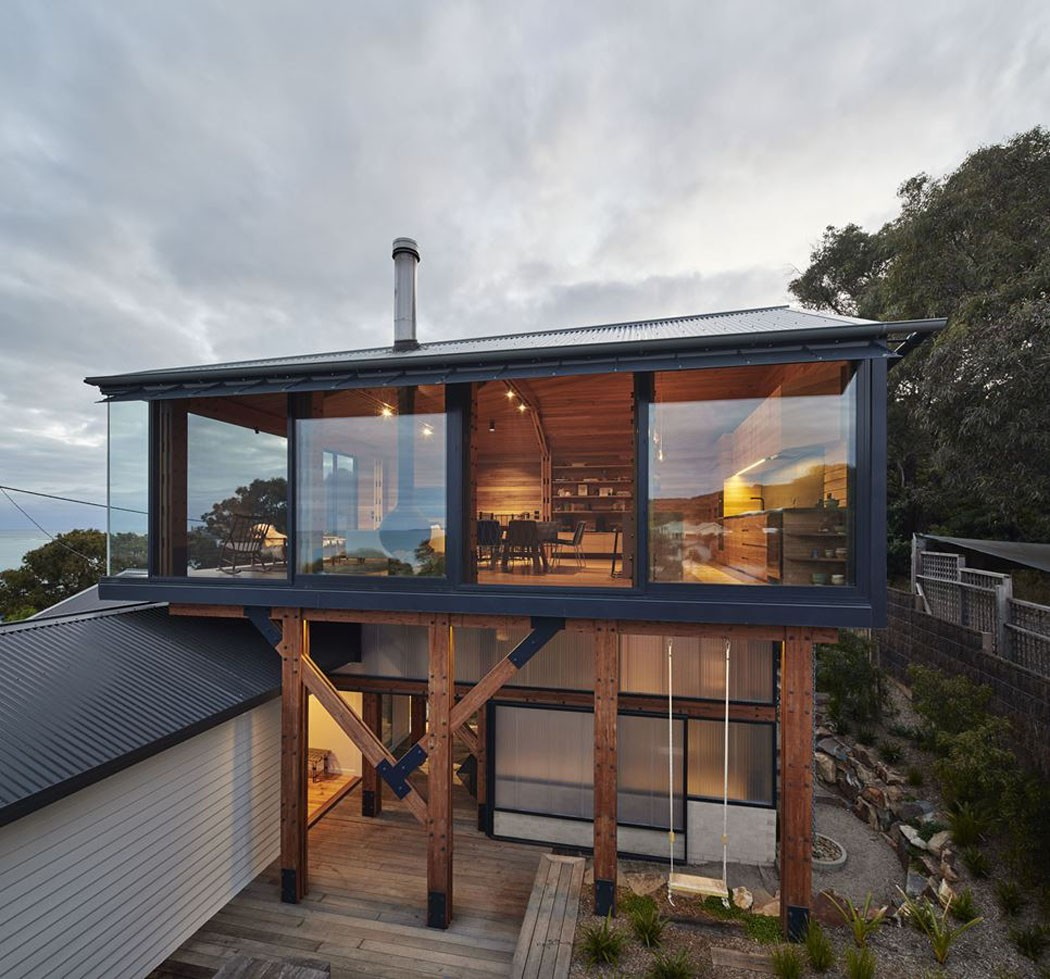 Incroyable Extension Terrasse En Hauteur