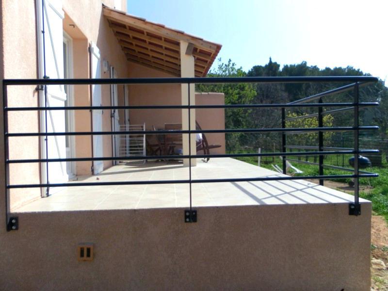 garde corps terrasse fer forg pas cher veranda. Black Bedroom Furniture Sets. Home Design Ideas