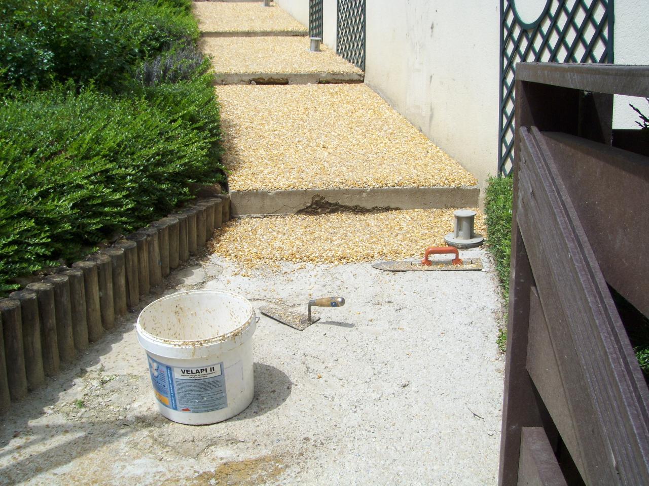 Comment Faire Une Terrasse En Resine Veranda Styledevie Fr