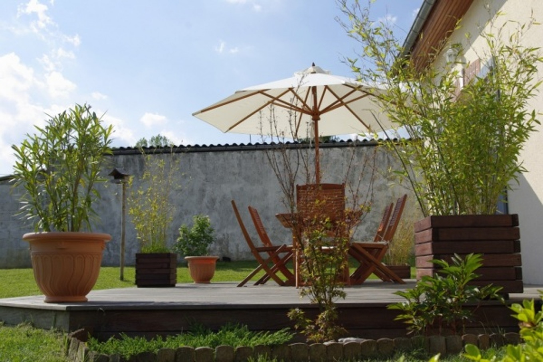 Terrasse exterieur idee deco - veranda-styledevie.fr