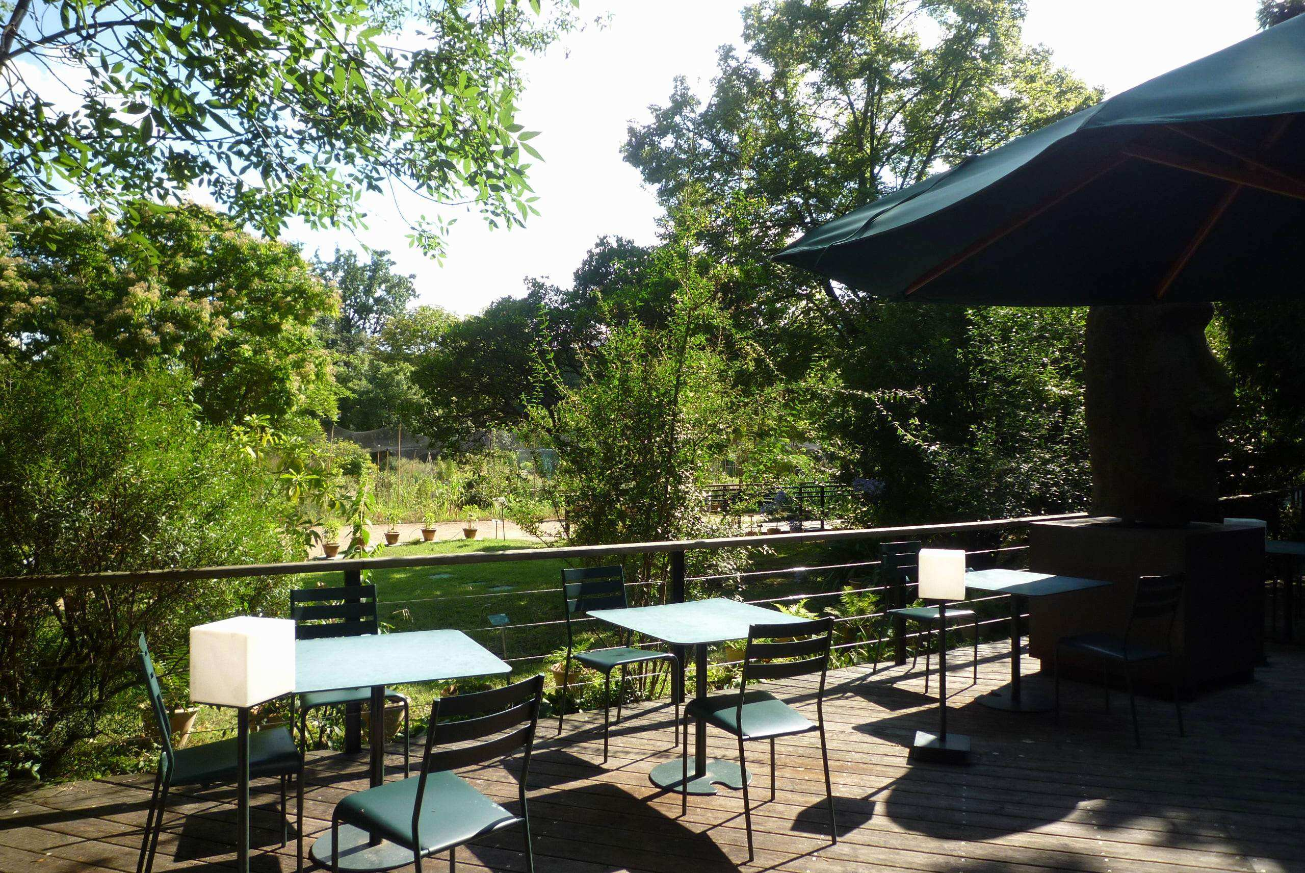 Terrasse jardin lyon - veranda-styledevie.fr