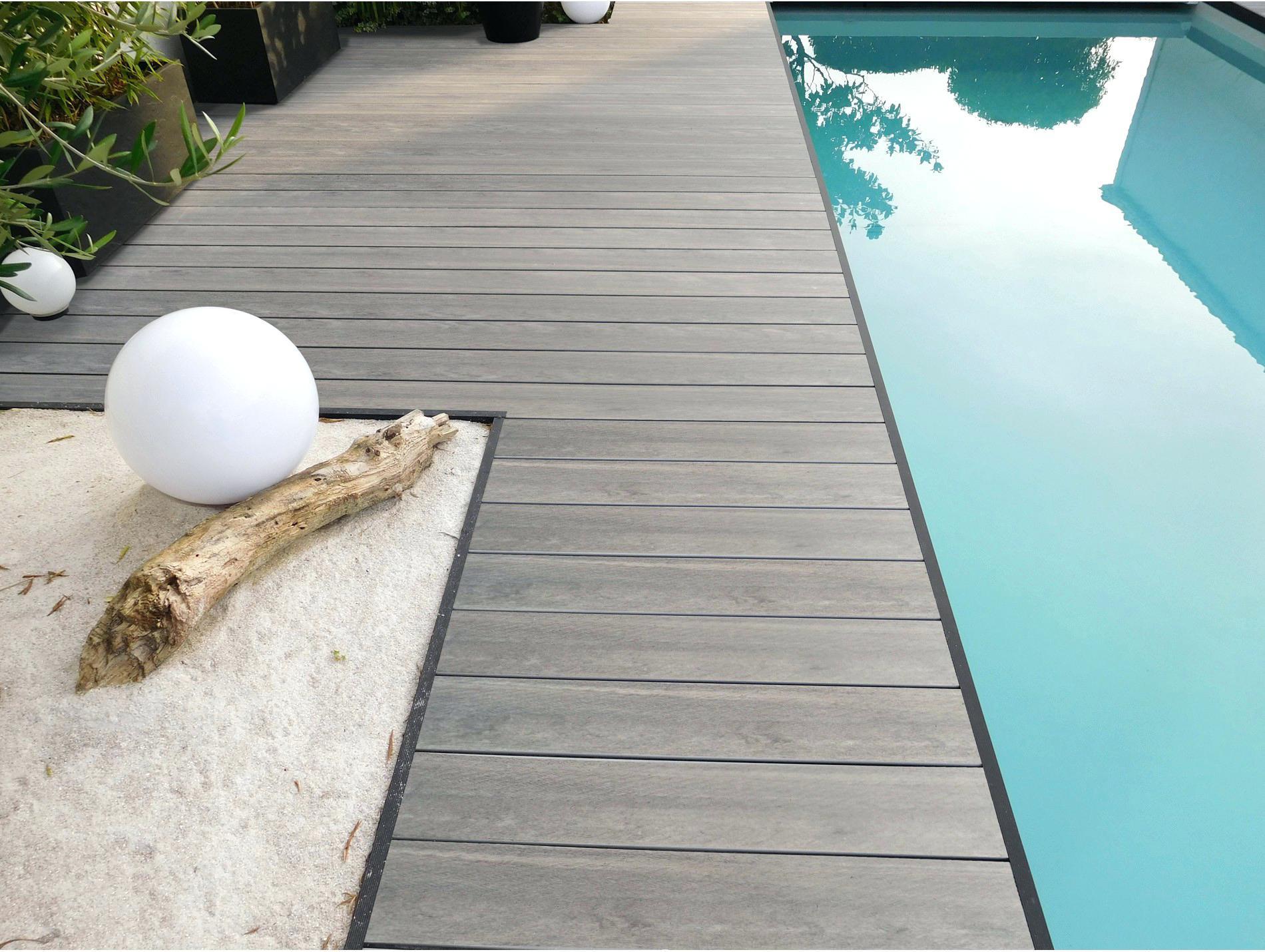 lame de terrasse composite nods gris avis veranda. Black Bedroom Furniture Sets. Home Design Ideas