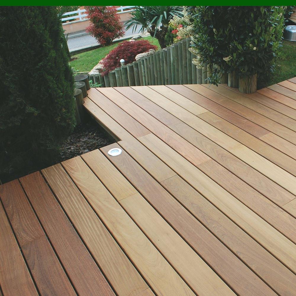 Prix lame terrasse bois brico depot - veranda-styledevie.fr