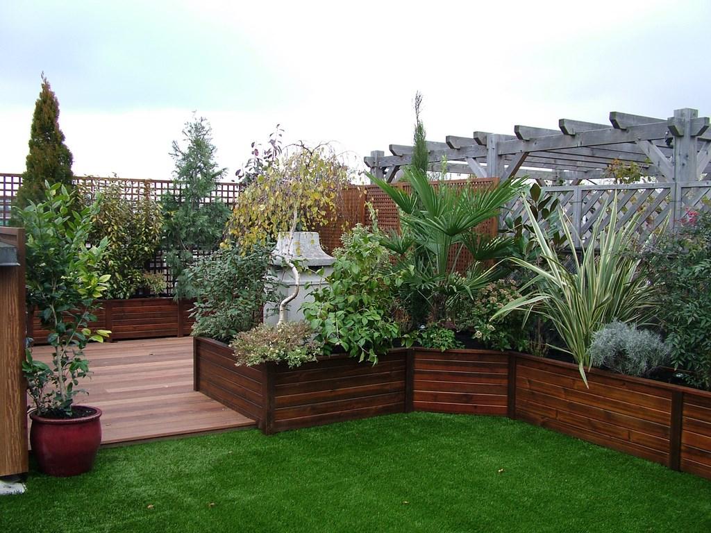 Terrasse et jardin amenagement - veranda-styledevie.fr