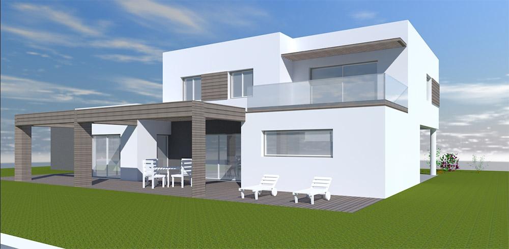 Maison Avec Terrasse En Hauteur Veranda Styledevie Fr