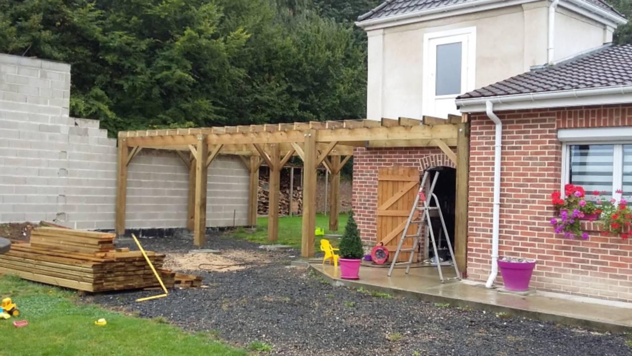 Construction De Terrasse En Hauteur Veranda Styledevie Fr