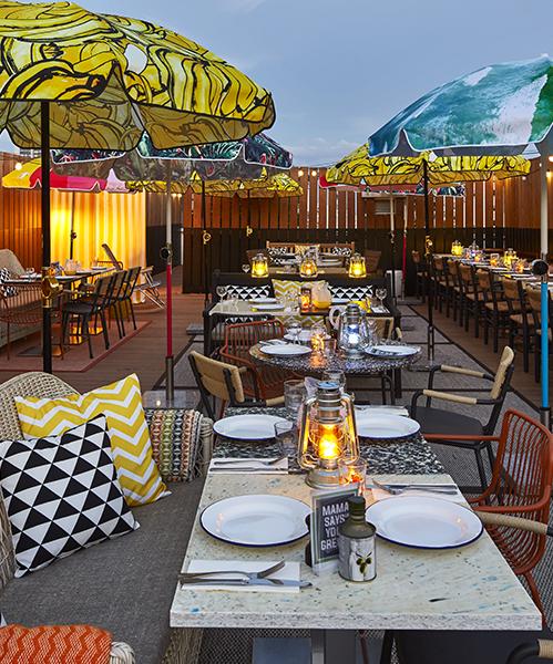 Restaurant Italien Paris Avec Terrasse Veranda Styledevie Fr