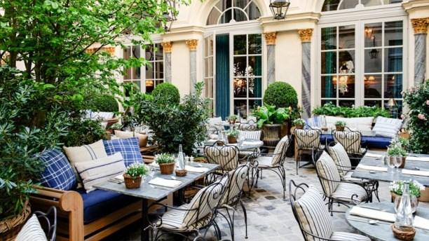 Terrasse Originale Paris Veranda Styledevie Fr
