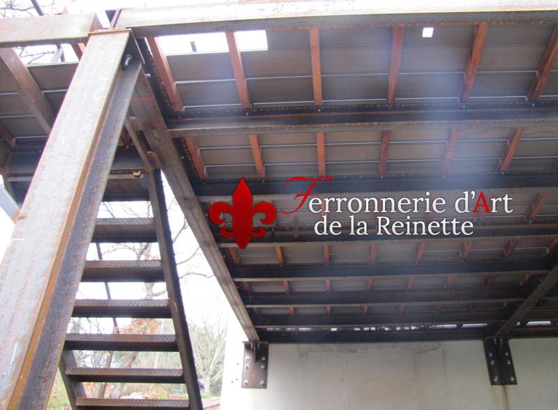 Terrasse Pilotis Fer Veranda Styledevie Fr
