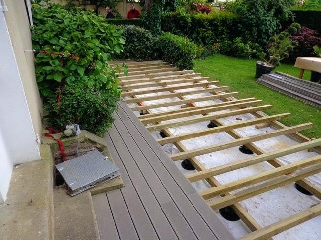 terrasse bois exotique leroy merlin veranda. Black Bedroom Furniture Sets. Home Design Ideas