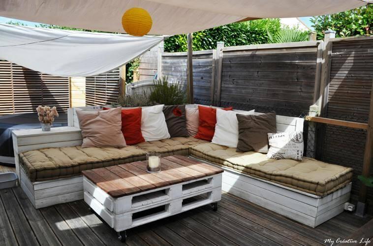 Terrasse jardin meubles - veranda-styledevie.fr