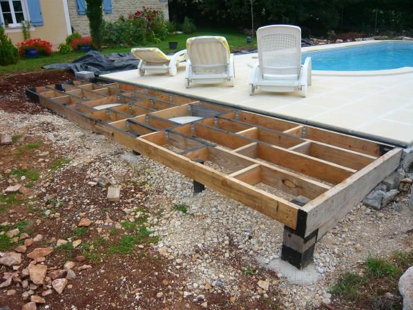 Blog terrasse bois piscine veranda - Piscine bois composite ...