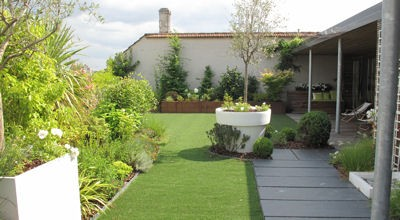 Deco Terrasse Jardin Exterieur Veranda Styledevie Fr