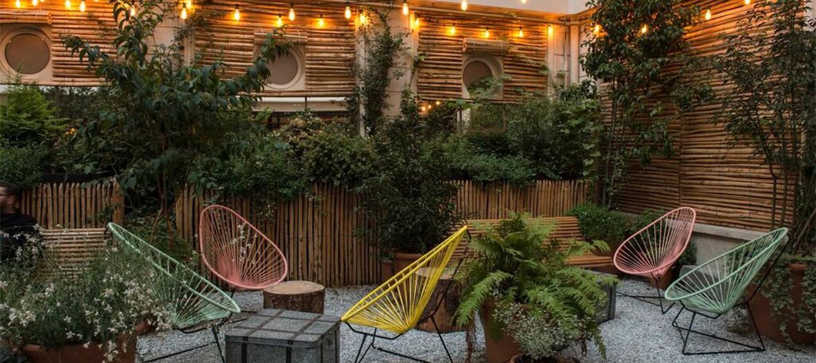 Restaurant Terrasse Ouverte Paris Veranda Styledevie Fr