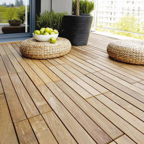 terrasse bois caillebotis pose veranda. Black Bedroom Furniture Sets. Home Design Ideas